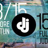 Judah Darenville live at DJ-Friday - Groningen. 170315