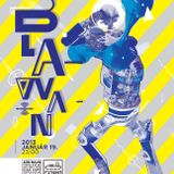 2013.01.19. Blawan @ Technokunst pres. Blawan