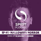 Spirit Podcast EP 41 - Halloween Horror