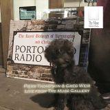Portobello Radio Radio Show Ep 121, with Piers Thompson & Greg Weir: Walking The Dog.