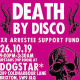 Th White Knight - Southwax - Death by Disco - Dogstar Brixton 26-10-19