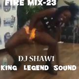 FIRE MIX 23 DANCEHALL MIX