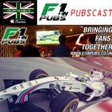 F1InPubscast Bahrain 2014; Flipping good