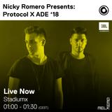 StadiumX LIVE @ Protocol Showcase 2018 Melkweg