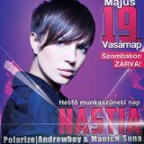 Nastia (Dj Beauty) & Andrewboy & Manic N - Live @ Akropolis Kazincbarcika 2013.05.19.