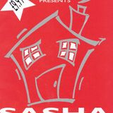 Rooster Presents Volume 1 - Sasha Live From Progress, Derby - July 1994