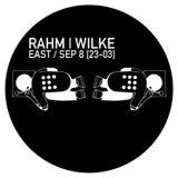 WILKE | RAHM @ EAST sep 8-2017