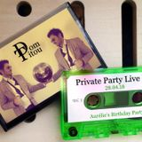 Private Party Live Mix 28.04.18 by DomTitou