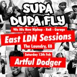 Supa Dupa Fly East LDN Sessions w/ The Artful Dodger - DJ T.P Garage Mix...