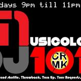 Musicology DJ101 May 18th 2017