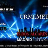 La Puerta de la Noche #130 - Urmemetal Nights Ed Madrid.