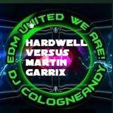#EDM #UnitedWeAre Funmix #Hardwell vs #MartinGarrix by #Cologneandy #Frechen #edmfamily #followme
