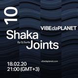Shaka Joints Vol. 10 by DJ Surfa @ VIBEdaPLANET.com