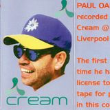 Paul Oakenfold  Live  Cream, Liverpool 25.02.1995