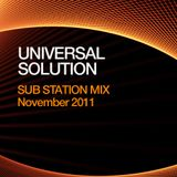 Universal Solution Sub Station Mix