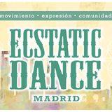 DJ Hazelgurner Ecstatic Dance Madrid 1-6-19