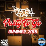 #190: Party To Go - Summer 2018