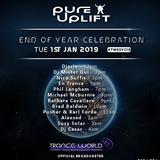 Barbara Cavallaro Guest Mix - 'Pure Uplift - EOYC 2018