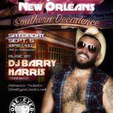 DJ Barry Harris -  Furball New Orleans Late Night