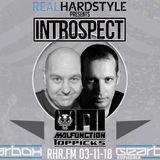 Introspect Live Ft Oni Free DL Via Soundcloud