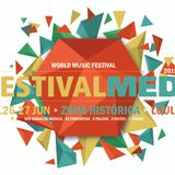 Entrevista - Festival MED - 13 Maio