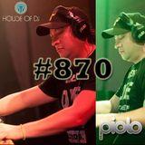 DJ Piolo 870 - House Of Dj - Underworld