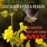 The Greatest Duet Love Songs Mix (Andycarls Mix 2018)