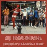 DJ Kotovski - Popping Classics # 1 (VINYL ONLY)