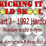 Kicking It Old Skool - 92' Hardcore Special - part 1