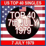 US TOP 40: 07 JULY 1979