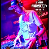 DJ TWIN PROMO SET 01.01.15
