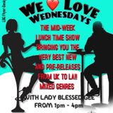 We Love Wednesday's With Lady Blessed Gee www.therock926.com
