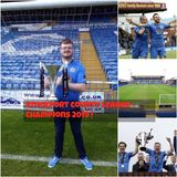 Stockport County - League Champions 2019 !