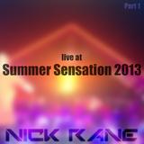 LIVE | Summer Sensation 2013 | Part 1