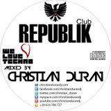 CHRISTIAN DURÁN - LIVE@REPUBLIK CLUB (28-12-13)