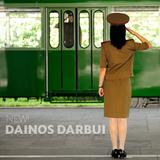 NEW! DAINOS DARBUI: MANTAS x2