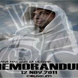 Coliseum Memorandum  Nada Mas Que La Verdad 12-11-11  Vol2