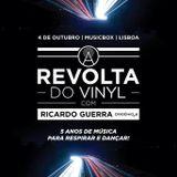 A REVOLTA do Vinyl - 27 Setembro 2014