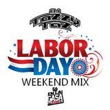 """DJ Tazzy Taz """"En La Casa Radio"""" Labor Day Weekend 2018"""