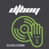 Dj Stevie Nicholl (Dj Boy) Old Skool Mix Vol3 (May 2012)
