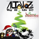DJ Altavozzz - Way of Life 017 (Merry Christmas 2k13)