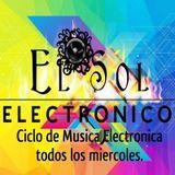 Marcos @ El Sol Electronico, El Bolsón, Patagonia Argentina // Marzo 2016 // parte 1