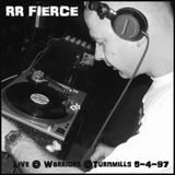 RR Fierce - Recorded live at Warriors @ Turnmills - 1996 - Part 1