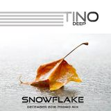 Tino Deep - Snowflake (December 2016 Promo Mix)