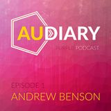 Andrew Benson - Audiary Purple Podcast 001