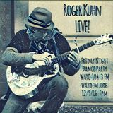 Friday Night Dance Party with special guest Roger Kuhn performing LIVE on WAYO 104.3 12/9/16