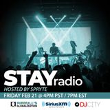 STAYradio (Episode #4 / Aired 02/21/20 on Pitbull's Globalization - SiriusXM Channel 13)