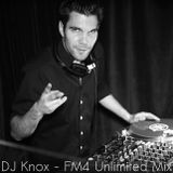 DJ Knox - FM4 Unlimited Mix Competition