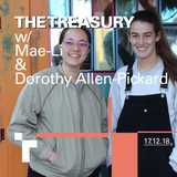 The Treasury with Mae-Li Evans + Tobi Kyeremateng - 17 December 2018
