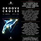 Green Velvet @ Groove Cruise 2017 [Casa de los Siete Patios. Mexico] 09.10.17